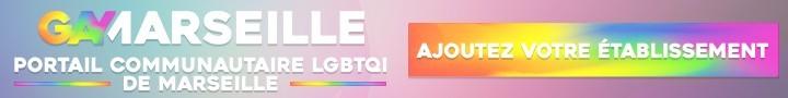 Gay Marseille : Ajouter votre établissement
