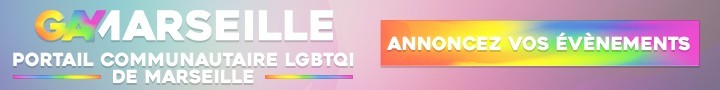 Gay Marseille : Ajouter votre événement