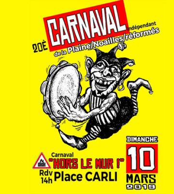 20 ans déjà Carnaval plus libre et indépendant que jamais