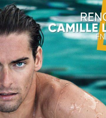 Rencontre avec Camille Lacourt à la Fnac Marseille
