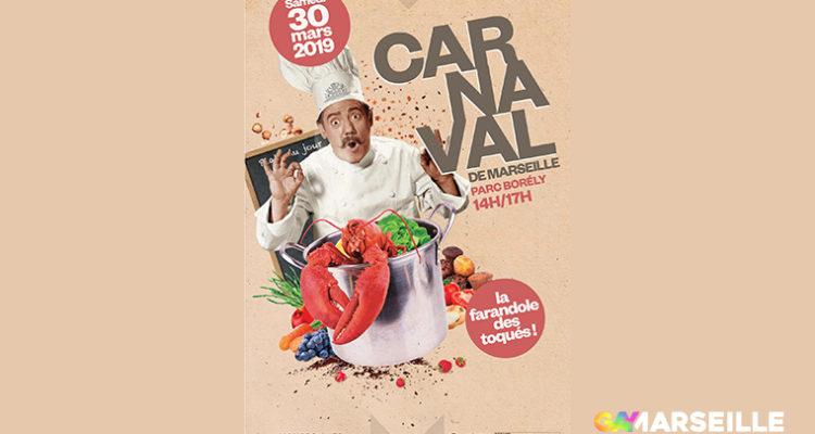 Carnaval de Marseille – Samedi 30 Mars 2019