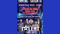 Casting – La France a un Incroyable Talent 2019