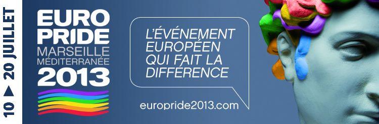 Europride 2013 à Marseille