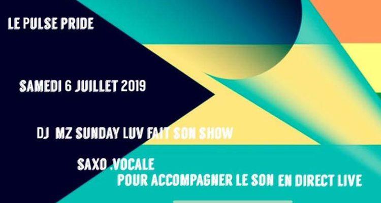 Le Pulse Pride Marseille 2019