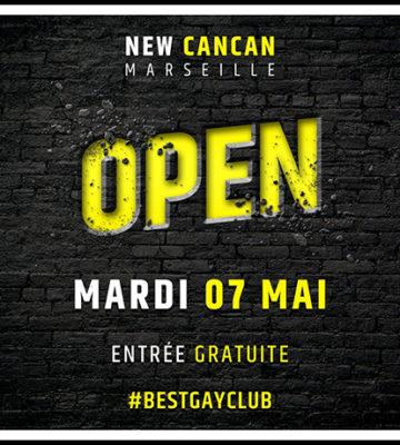 Boite de nuit LGBT – The New Cacan ouvert Mardi 7 Mai