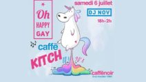 Oh Happy Gay – Caffenoir