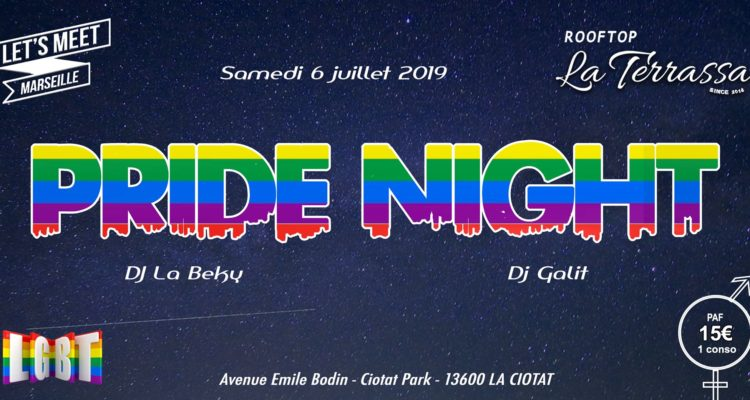 Pride Night Ciotat