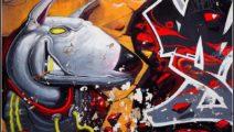Street Art Tour Marseille le Panier et initiation Graffiti