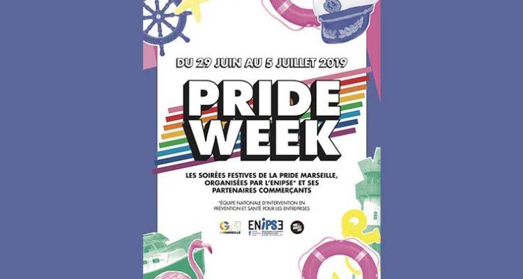 """""""FOOD & DRINK"""" DES 3 ROIS – Week Pride"""