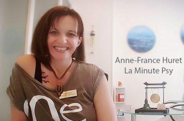 La minute Psy animée par Anne-France Huret