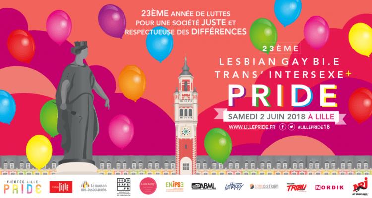 Pride Lille 2018