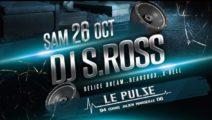 DJ S.ROSS Fait Pulser le Cours-Julien