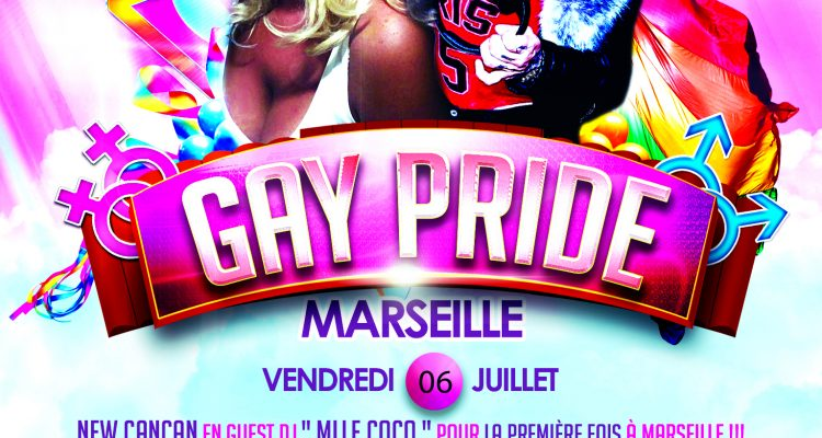 Gay Pride 2018 au bar L'Annexe et boite de nuit New Cancan
