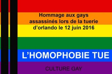Tuerie de Orlando Juin 2016