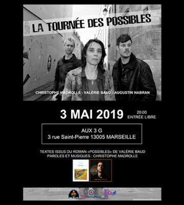 La Tournée des Possibles à Marseille