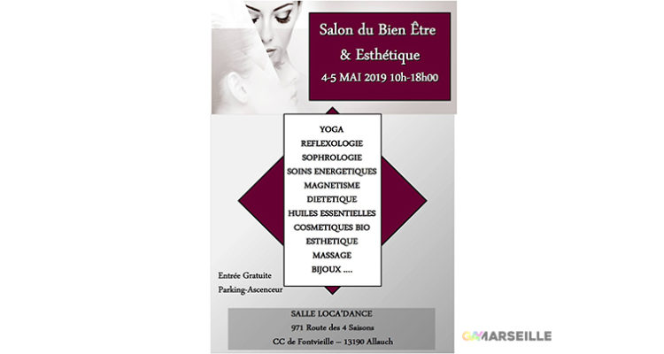Salon du Bien Être & Esthétique – Allauch 2019