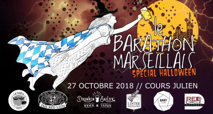 Le Barathon du Cours Julien #2 Spécial Halloween