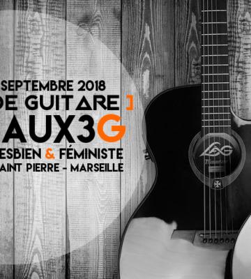 Cours de Guitare | AUX3G