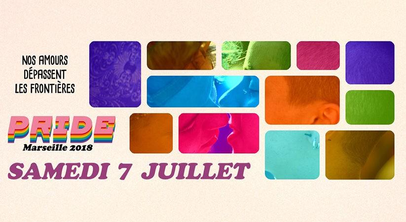 Pride Marseille 2018 (Officiel)