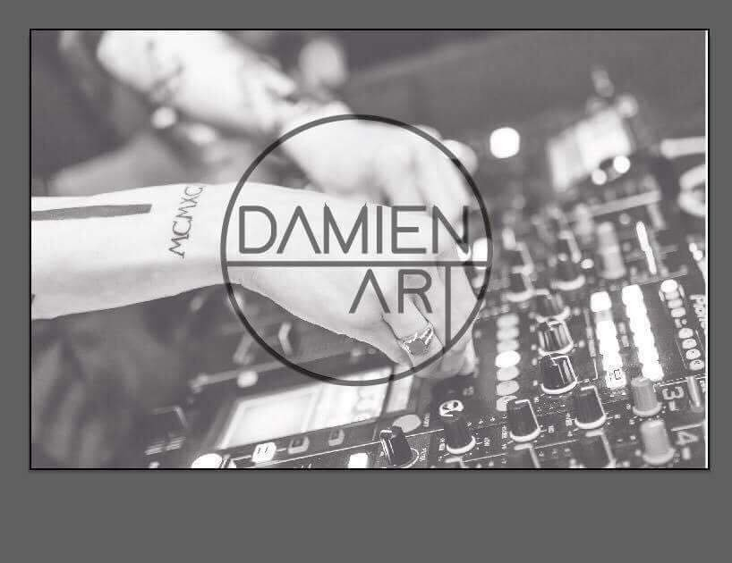 Damien Art te fais kifer