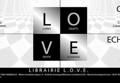 Librairie LOVE