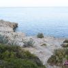 La plage du Mont Rose