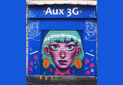 AUX 3G BAR LESBIEN et  FE...