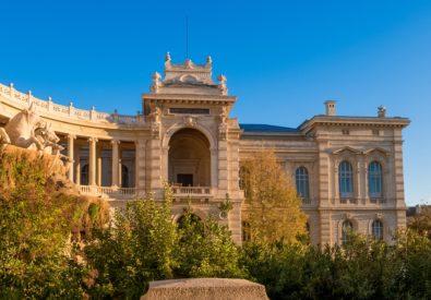 Parc Palais Longchamp
