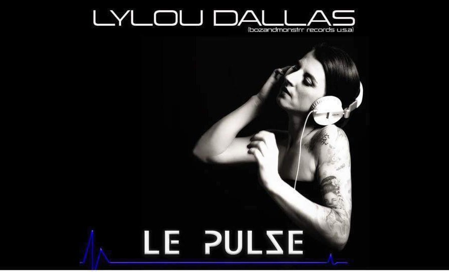 DJ Lylou Dallas aux Platines – Bar Le Pulse