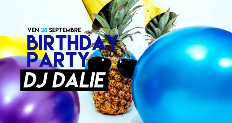 Birthday Party w/ Dalie | AUX3G