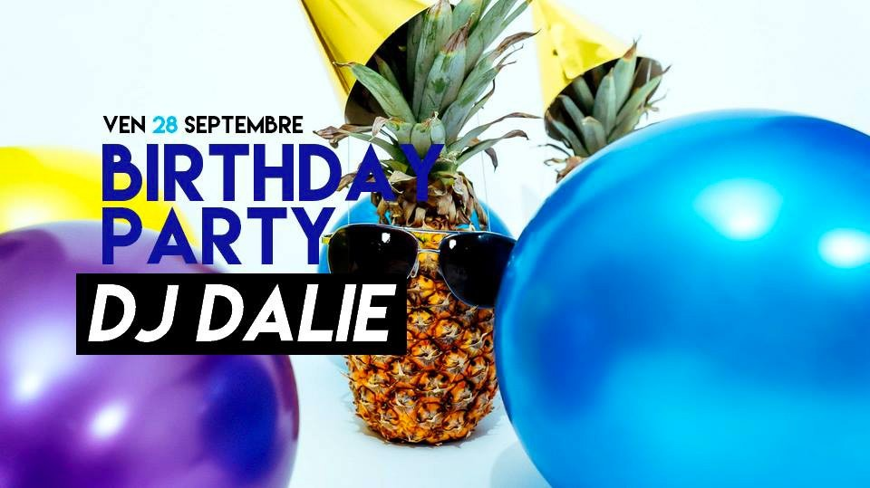 Birthday Party w/ Dalie | AUX3G