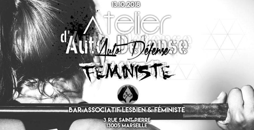 Atelier d'Autodéfense Féministe – AUX3G