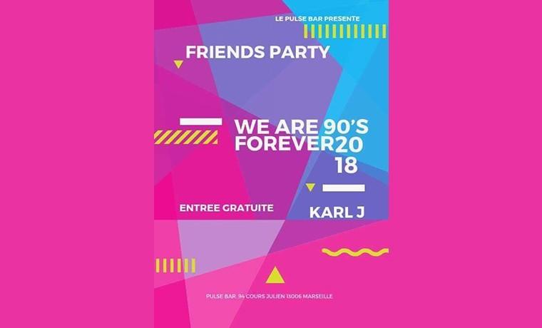 La Friends Party