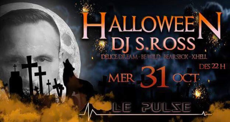 Happy Halloween au bar Le Pulse 2018