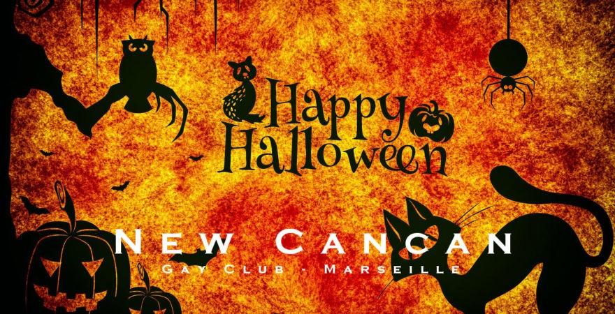 Halloween 2018 au New Cancan