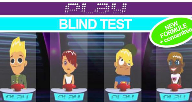 PLAY Game BLIND TEST