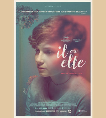 "T-DOR 2018 Projection du film : ""Il ou Elle"""