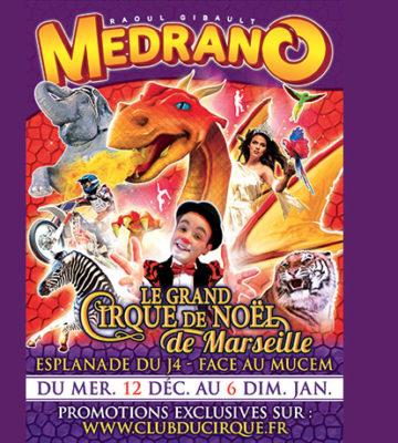 Cirque Medrano à Marseille