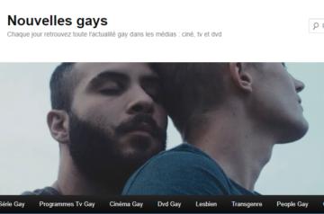 Blog des nouvelles Gay