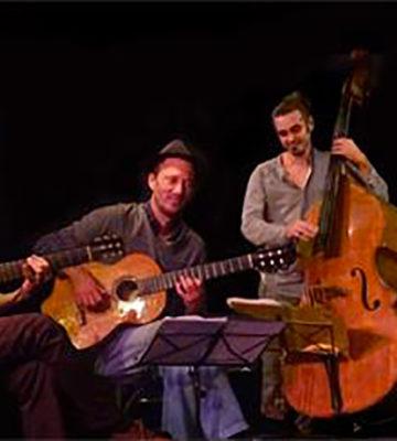 Concert Georges Brassens par Dominique Lamour
