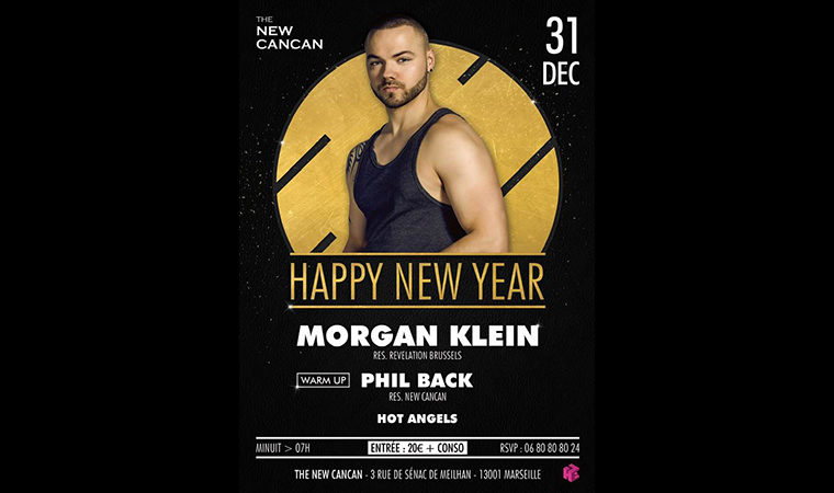 Happy New Year 2019 – New Cancan