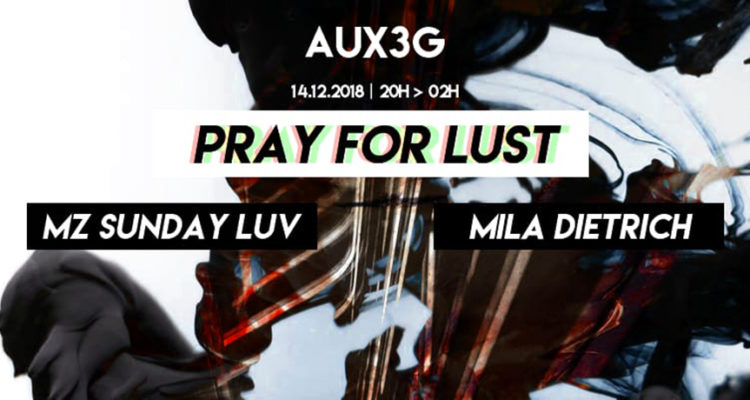 PRΔY FOR LVST | Mz Sunday Luv × Mila Dietrich