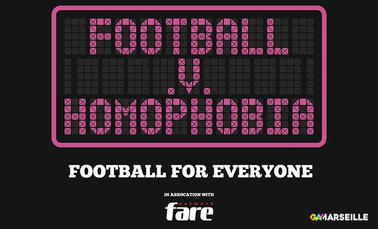 Football : un moyen contre l'homophobie et le racisme