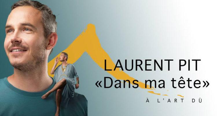 """Laurent Pit """"Dans ma Tête"""""""