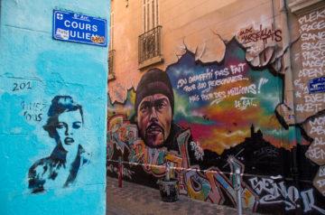 Marseille à voir côté street-art