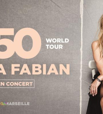 LARA FABIAN – Concert à Marseille