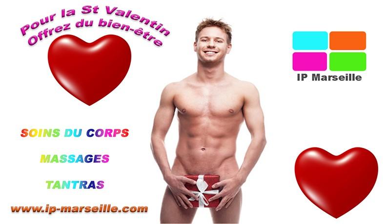 IP-Marseille vous propose un massage pour la St Valentin, à offrir ou à s'offrir!