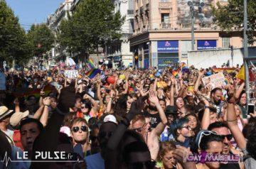 Reportage photos GayPride 2017
