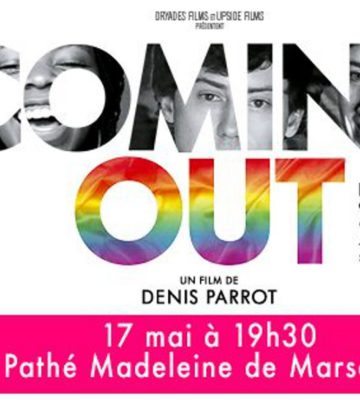 Projection-débat Marseille – Coming Out