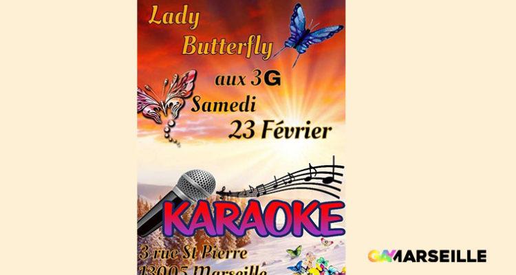 Karaoke De LADY Butterfly